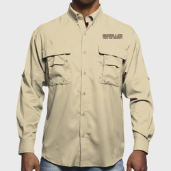 Squadron 4 L/S Fishing Shirt