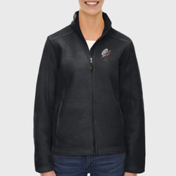 Squadron 4 Ladies Fleece Jacket